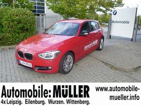 BMW 118i 5-Tuerer (Bluetooth USB  Xenon PDC Klima)