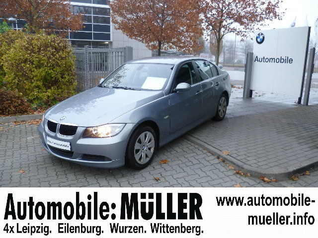 BMW 318i (Bluetooth PDC Klima 1.Hand)