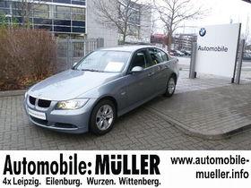 BMW 318d (Xenon PDC Klima)