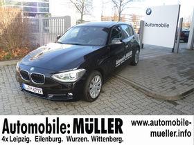 BMW 118d 5-Türer Sport Line (Bluetooth USB Navi PDC)