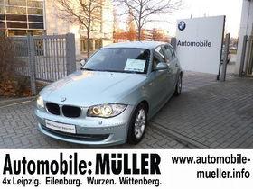 BMW 120d 5-Türer (Xenon PDC Klima)