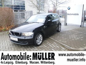 BMW 120i 5-Türer (Xenon PDC Klima)