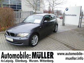 BMW 120d 3-Türer (Komfortzugang Navi Xenon Leder PDC