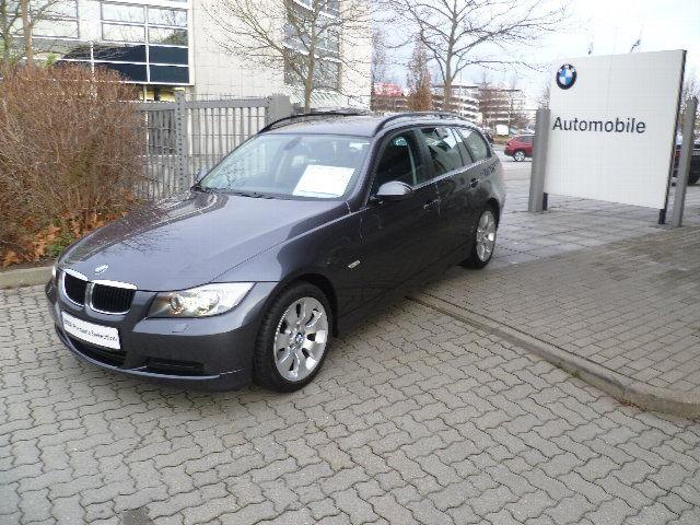BMW 320d Touring (Komfortzugang Bluetooth Xenon PDC)