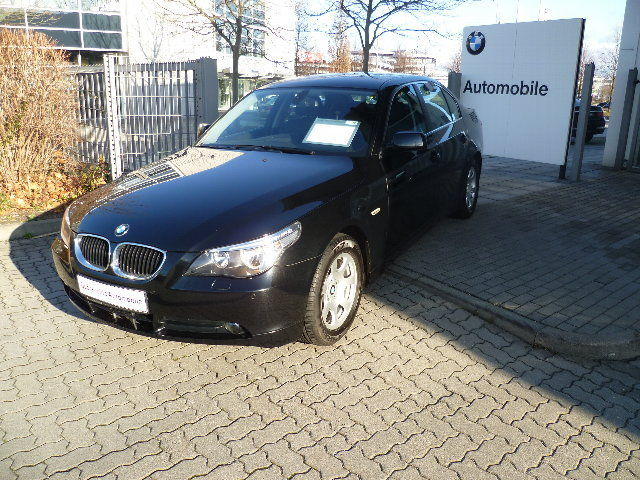 BMW 523i (Bluetooth Navi PDC Klima)