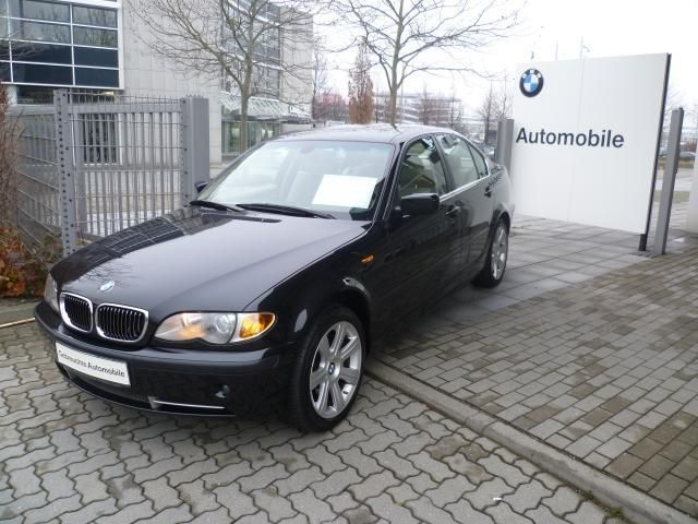 BMW 330xi (Xenon PDC Klima)