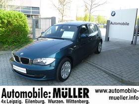 BMW 120d 5-Türer (Klima 1.Hand)