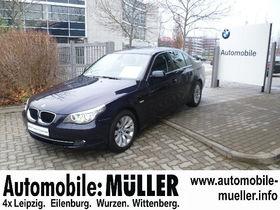 BMW 520d (Bluetooth Navi Xenon PDC Klima)