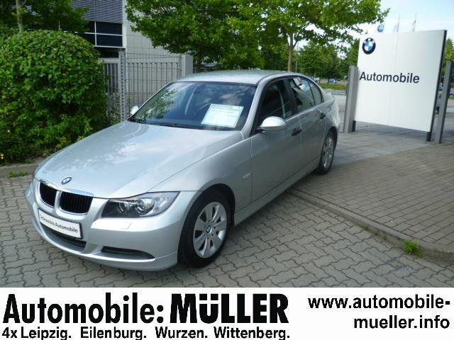 BMW 320d (Xenon Klima 1.Hand)
