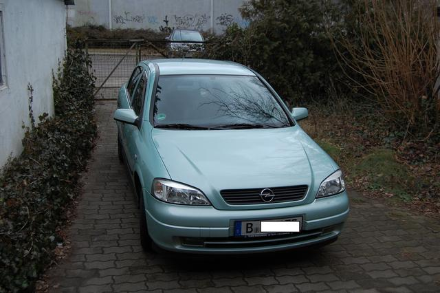 Verkaufe hier mein Opel Astra G-CC Selection, Bj 2002