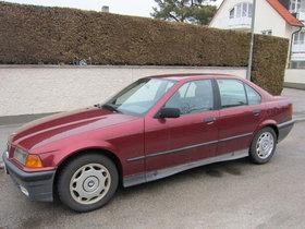 BMW 318 i gepflegter Zustand vom Erstbesitzer