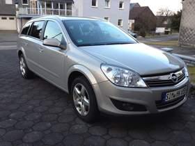 Opel Astra 1.9 CDTI Caravan DPF - Navi - Klimaautomatik - TÜV neu