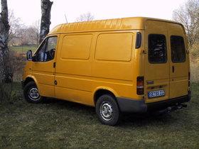 Ford Transit Hochdach