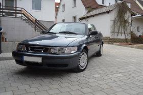Saab Cabrio, 9-3 S, gut erhalten