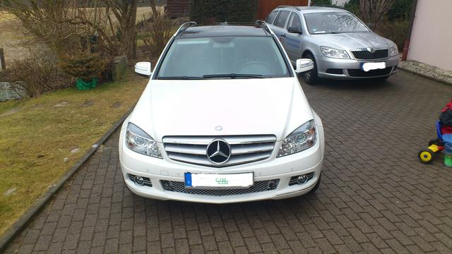 Mercedes-Benz C 230 T Avantgarde , Panoramadach, Automatik
