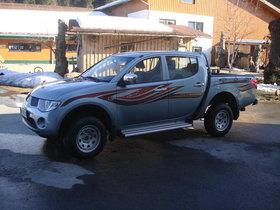 Gepflegter Mitsubishi L200 Pick Up
