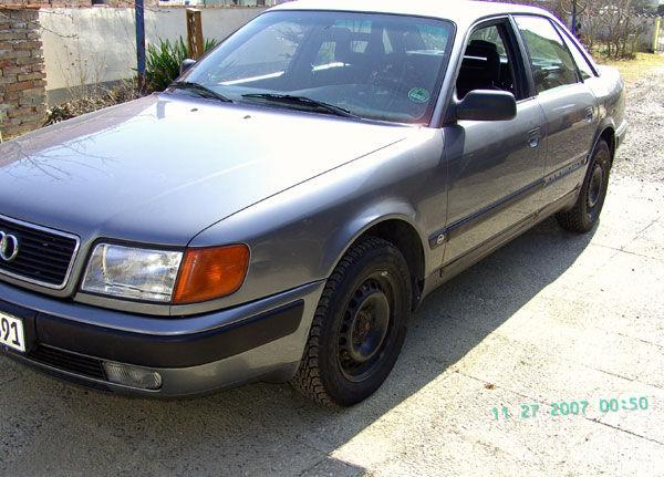 Audi 100 (C 4) Quattro, 2,6 E,