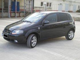 Chevrolet Kalos 1.4 16V SX schwarz metallic