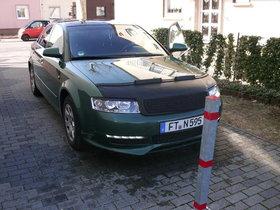 gepflegter Audi A4 zu verkaufen