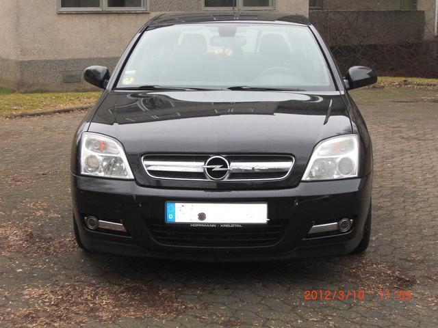 Opel Signum Cosmo 3.0 V6 CDTI
