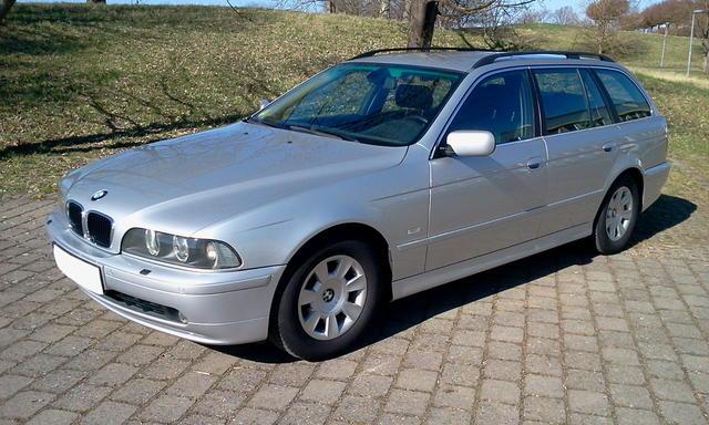 BMW 525 D Touring, Xenon, ESP, KD neu, Tüv neu