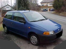 Fiat Punto Wegen nachwuch