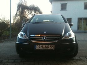 Mercedes A 150 - erst 22.000km !!!