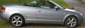 Audi A4 Cabrio 2.0 TDI S-Line
