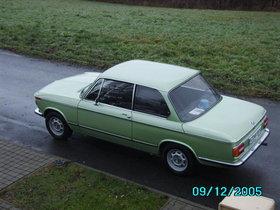 Verkaufe komplett restaurierten BMW 2002