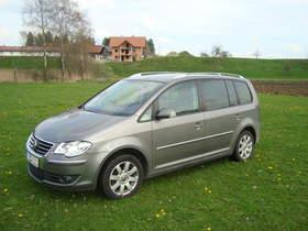 VW Touran 1,4 TSI