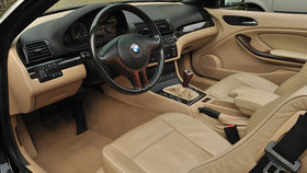 BMW 323CI Cabrio Leder Sitzheiz. Klima 18 Zoll m Felgen Edelholz