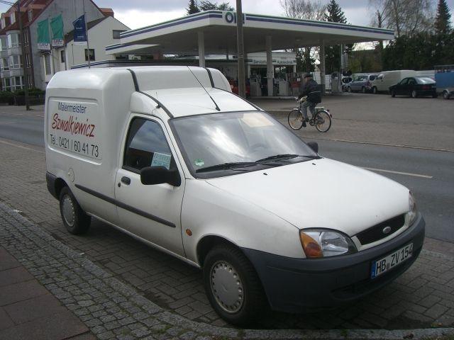 Ford Courier Turbo-Diesel Grüne Plakette!! LKW