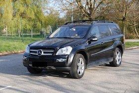 Mercedes GL 420 CDI 4-Matic - Vollausstattung NP 118.000 €