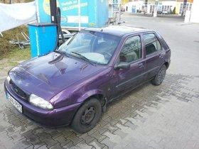Ford Fiesta Style Bj 99 Magnat-Boxen Verdunkelte Scheiben