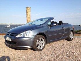 Peugeot 307 CC mit Autogas (LPG) viele Neuteile