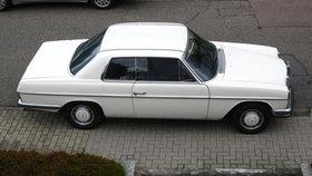 250 C/8 schönes Coupe der 1.Serie Bj.69