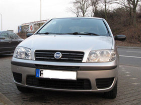 Fiat Punto 1.2 8V Active, Klimaanlage