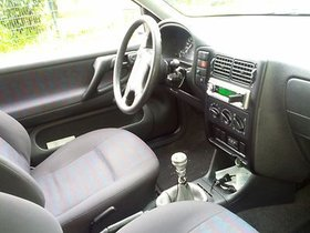 VW Polo 6N mit vielen Extras, sparsam im Verbrauch, nur 103 € Steuern/Jahr