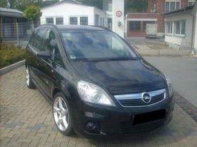 Opel Zafira B 1.9 CDTI Sport 7-Sitzer OPC Line