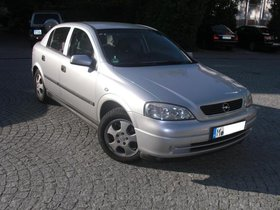 Opel Astra G 1.8 Edition 100 Vollausstattung
