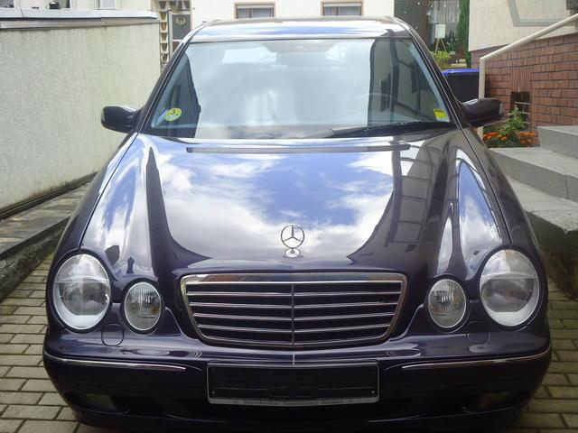 Verkaufe Mercedes, E270 CDI Avantgarde, top Zustand