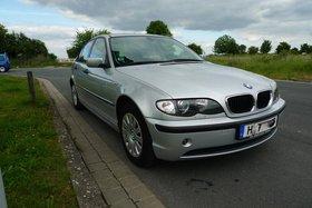 BMW 318 D, top gepflegt, 1. Hand