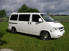 Verkaufe VW Multivan T4