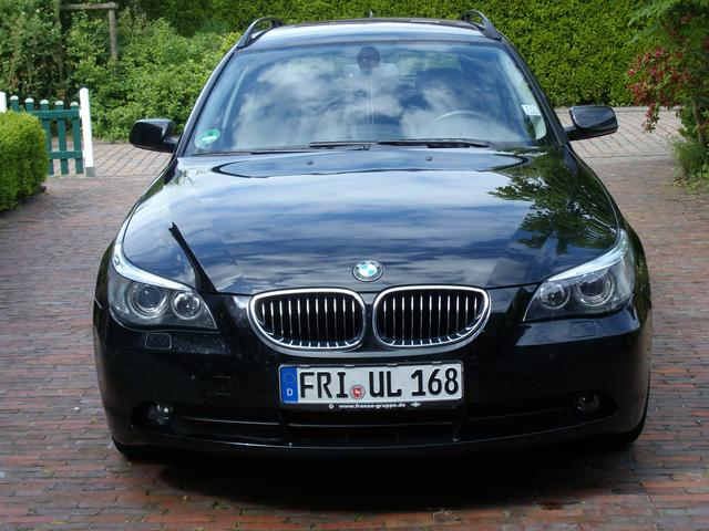 BMW 523i Touring Facelift