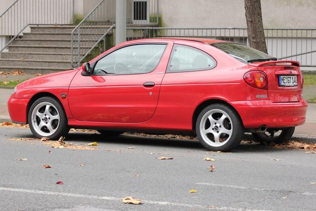Schicker, gepfleger Renault Megane Coupe zu verkaufen!