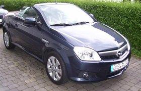 Sehr gepfleger Opel Tigra Twin Top