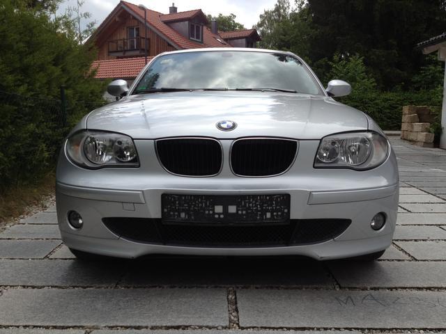 BMW 116i, Schiebedach, Navigationssystem, Klimaautomatik