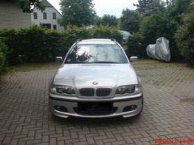 BMW 330d Touring immernoch Top in Form Preis VB