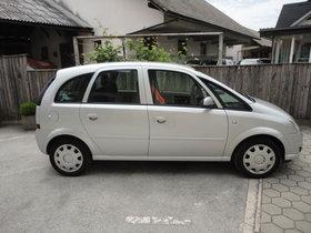 Opel Meriva 1,6,  Benzin/Autogas