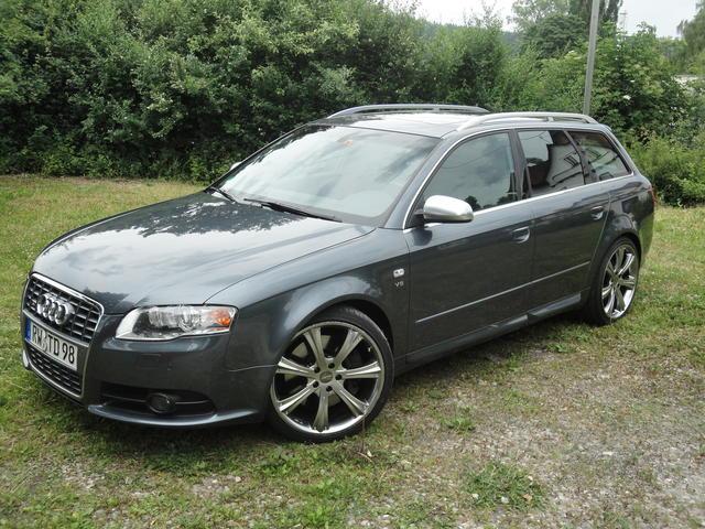 Audi S4 Avant 4,2 quattro